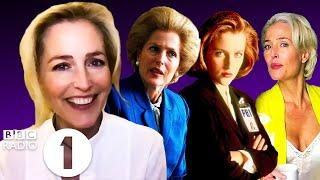 """""""Are you that lady from Sex Ed??"""" The Crown's Gillian Anderson on Thatcher, X-Files & Sex Education."""