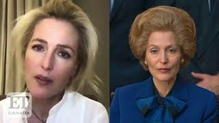 Gillian Anderson On Bringing Margaret Thatcher To Life In 'The Crown' S4